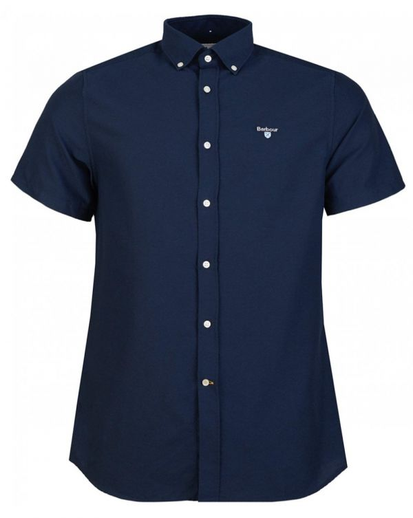 No 3 Tailored Fit Oxford Shirt
