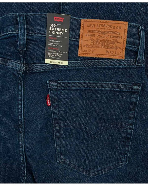 519 Skinny Fit Jeans