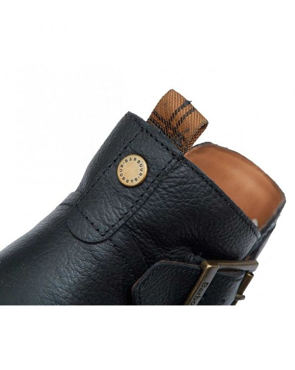 Sarah Buckle Ankle Boots