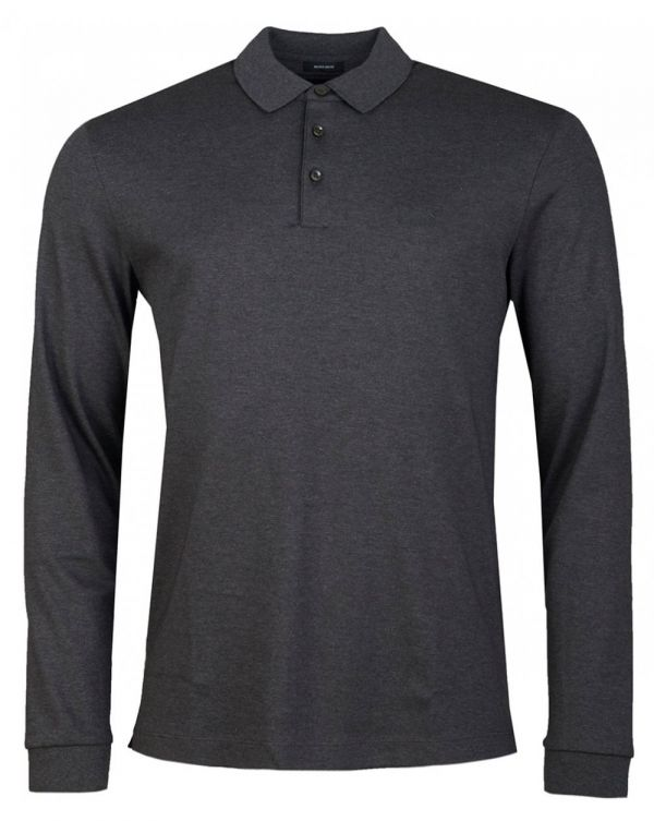 Pado 11 Mercerised Long Sleeved Polo