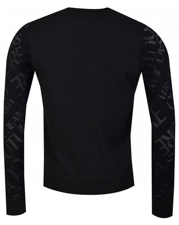 All Over Couture Logo Jumper
