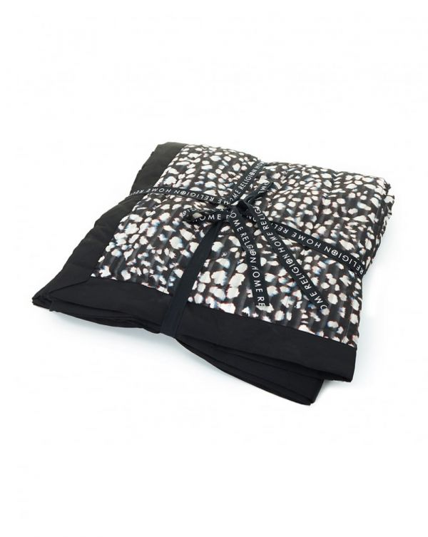 Exposed Quilted Throw