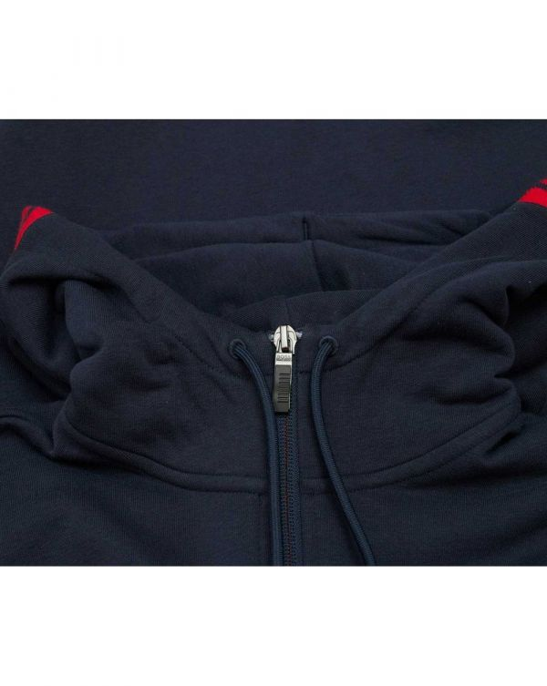 Saggy 1 Zip Through Hooded Sweat