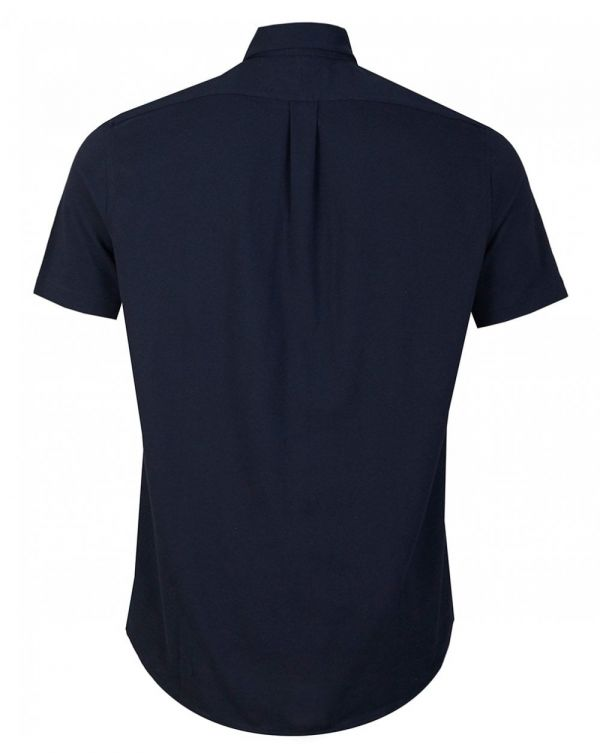 Slim Fit Feather Weight Mesh Shirt