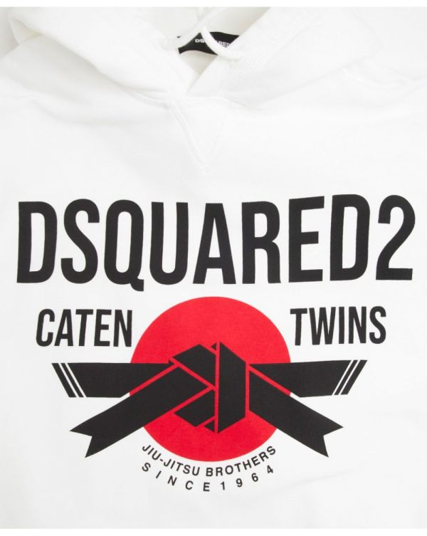 Caten Twins Pullover Hoody