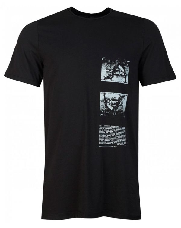 Level Text Printed T-shirt