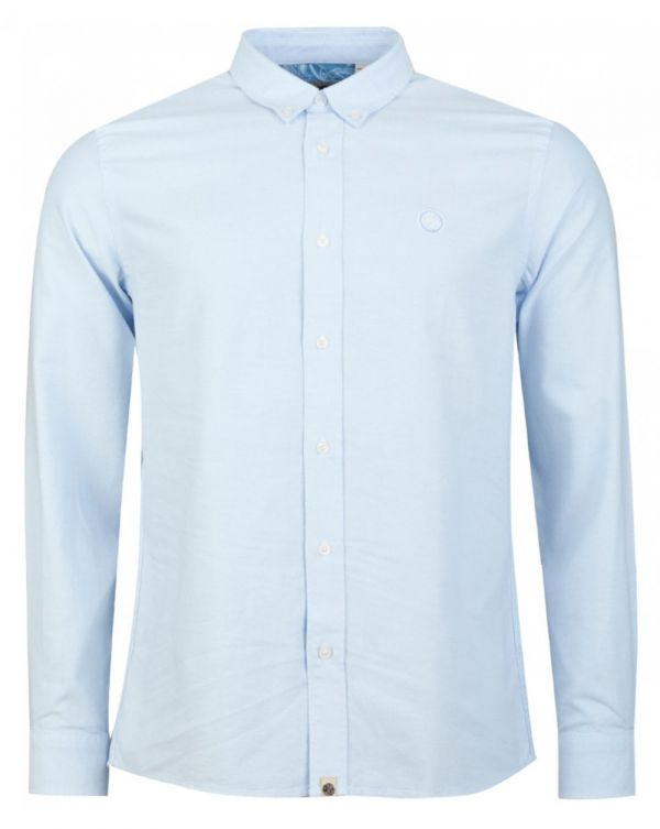 Sterling Long Sleeved Oxford Shirt