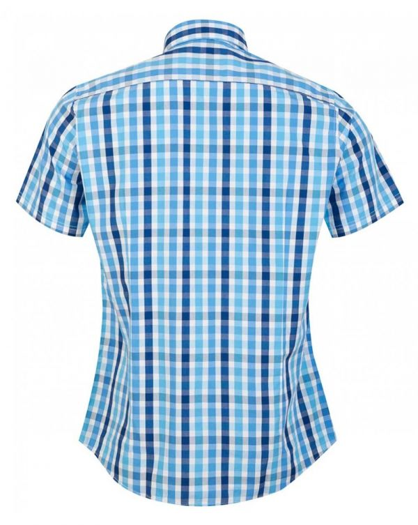 Gingham 20 Short Sleeved Shirt