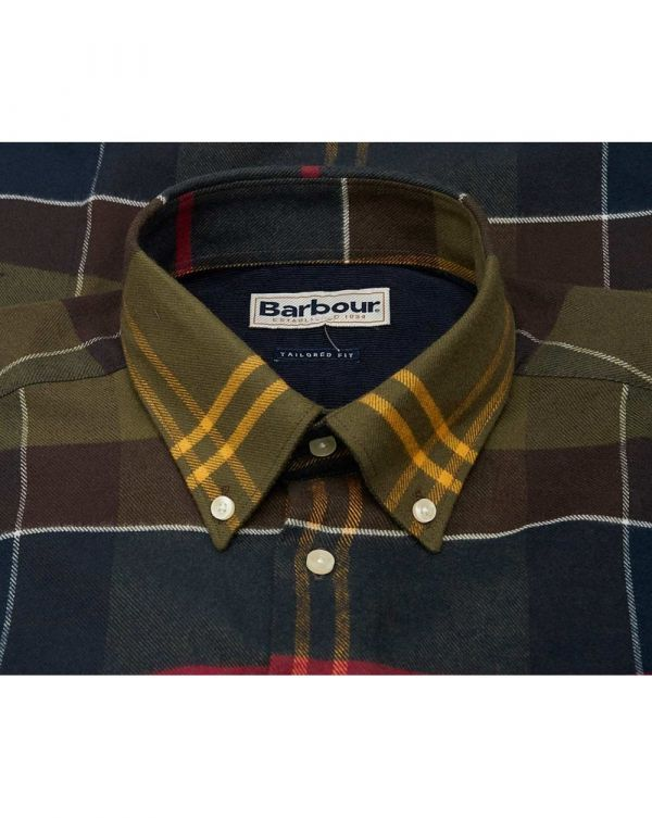 Tartan 3 Tailored Fit Original Shirt