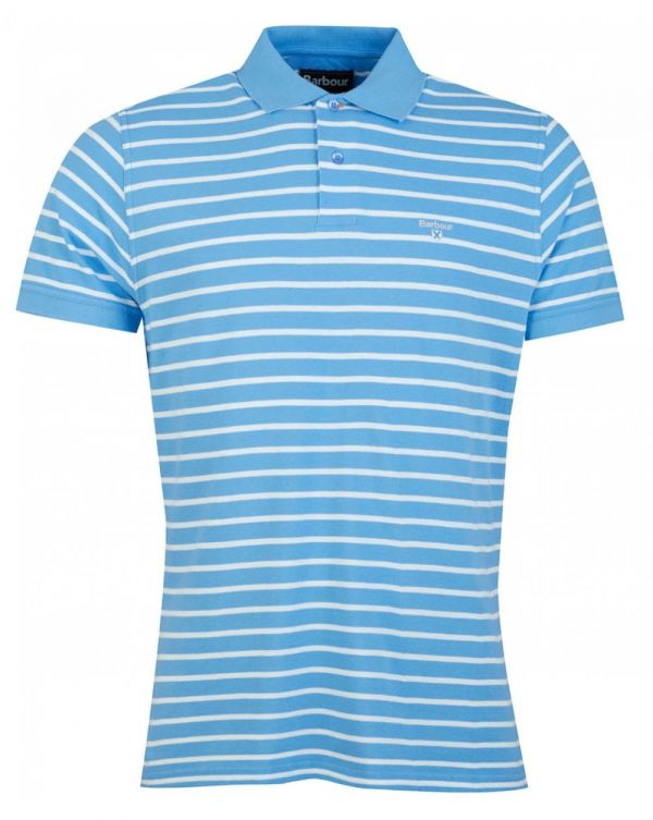 Styhead Striped Polo