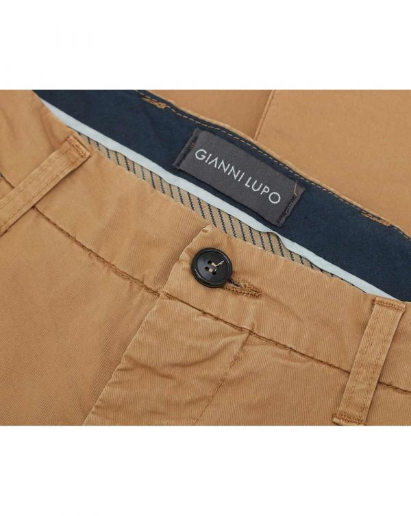 Washed Cotton Chinos