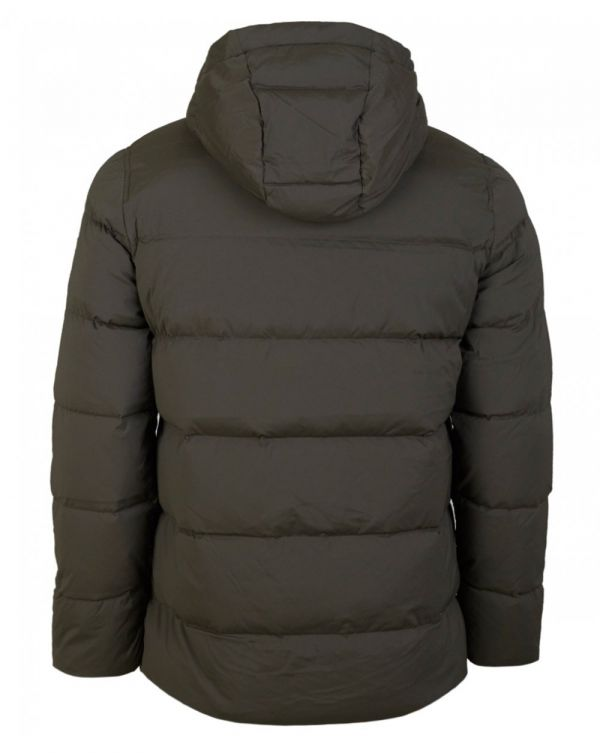 Barry Hooded Down Jacket