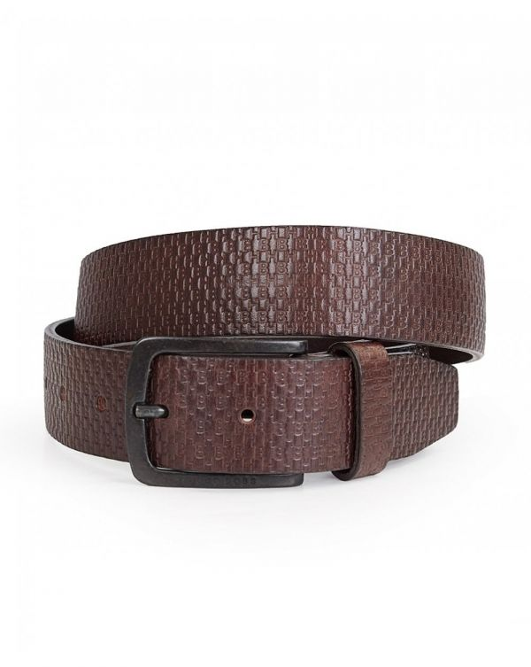 Jor All Over Leather Belt