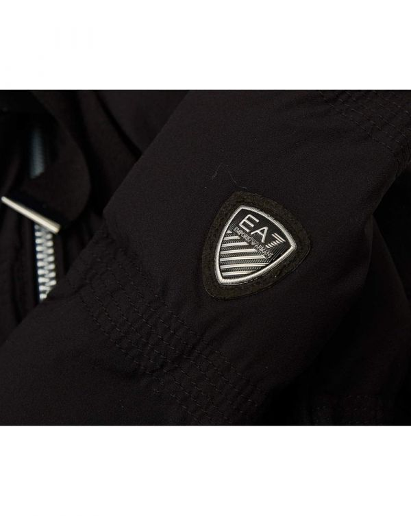Poly Down Quilted Jacket