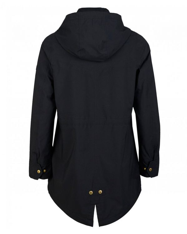 Volley Fishtail Parka