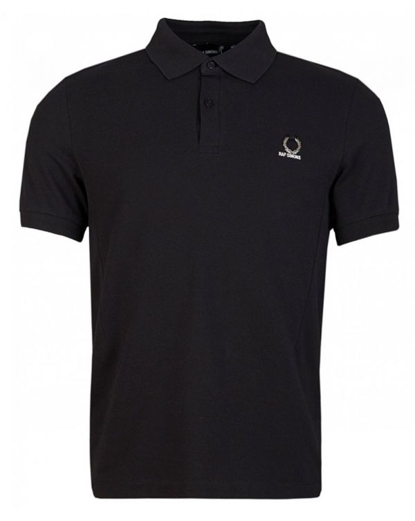 Laurel Detail Polo Shirt