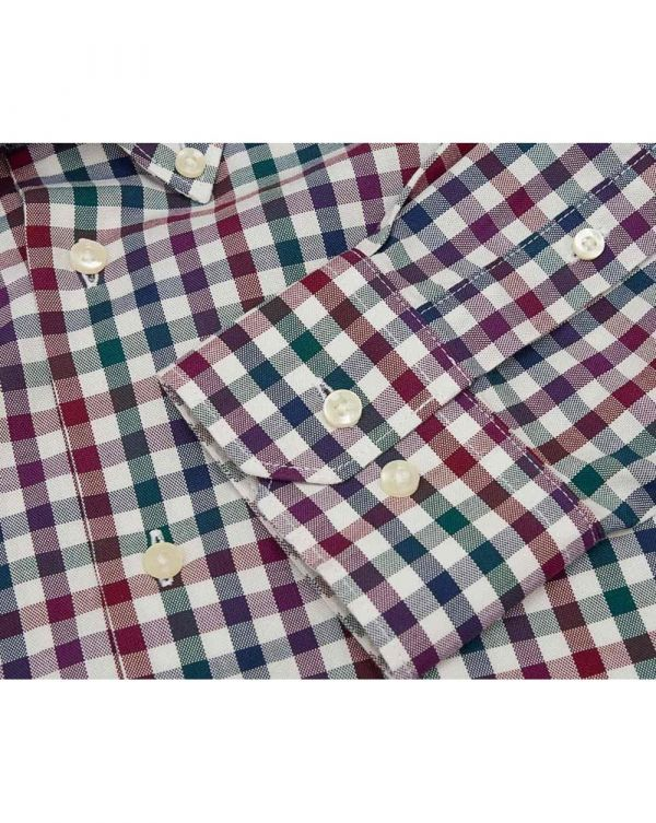 Country Check 6 Tailored Fit Shirt