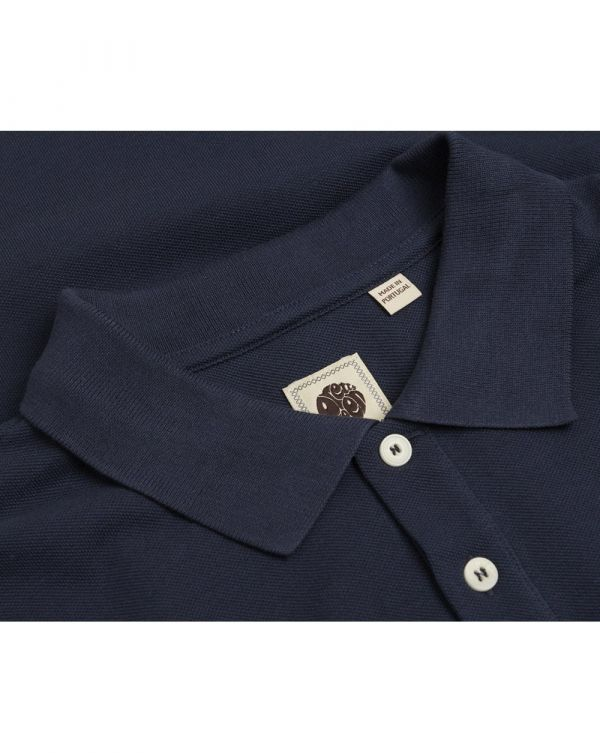 Perry Chest Badge Polo Shirt