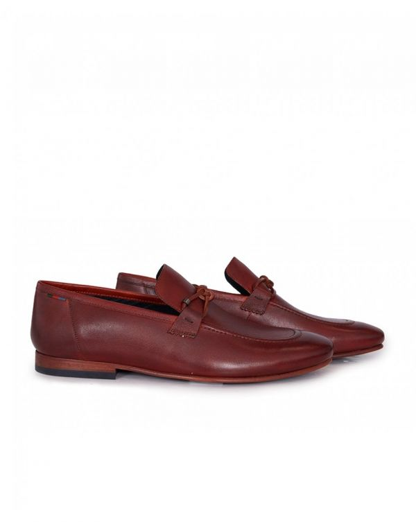 Leather Smart Loafers