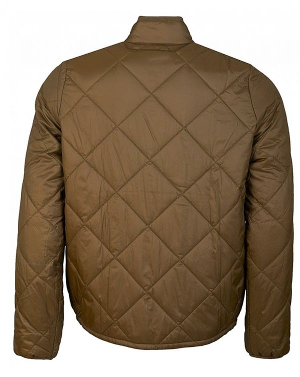 Kingman Large Box Quilted Jacket