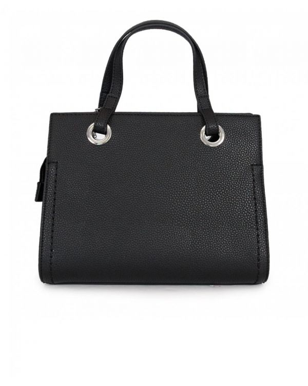 Eco Leather Small Tote Bag