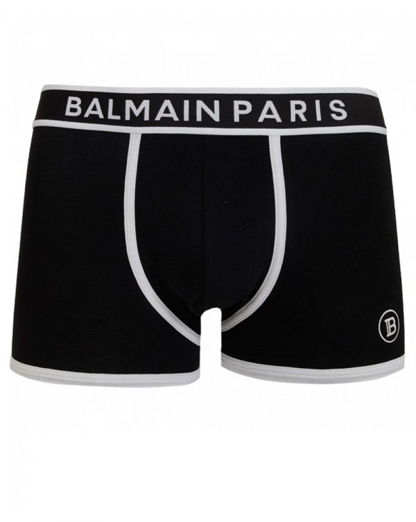 Logo Waist Band Trunks