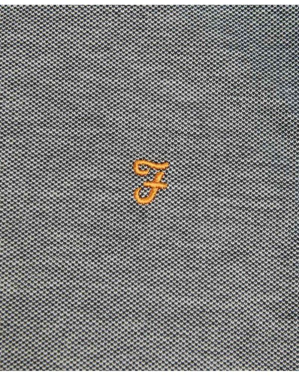 Basel Tipped Polo Shirt