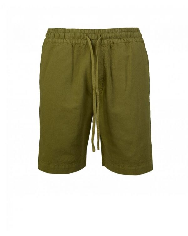 Linen Cotton Jay Skate Shorts