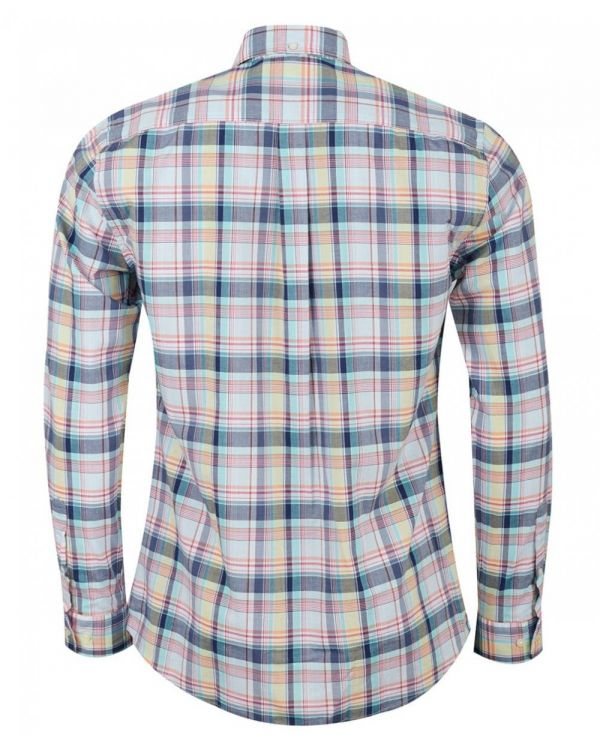 Madras Checked Tailored Fit No 1 Shirt
