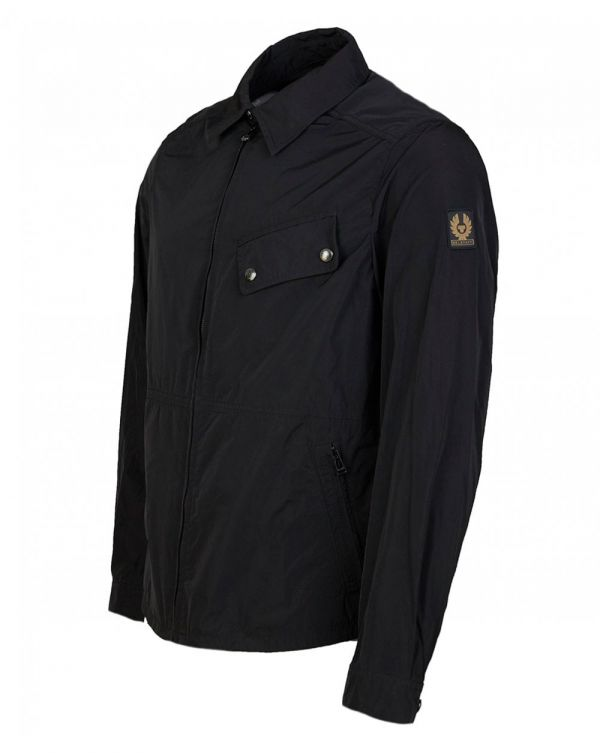 Camber Zip Through Nylon Overshirt
