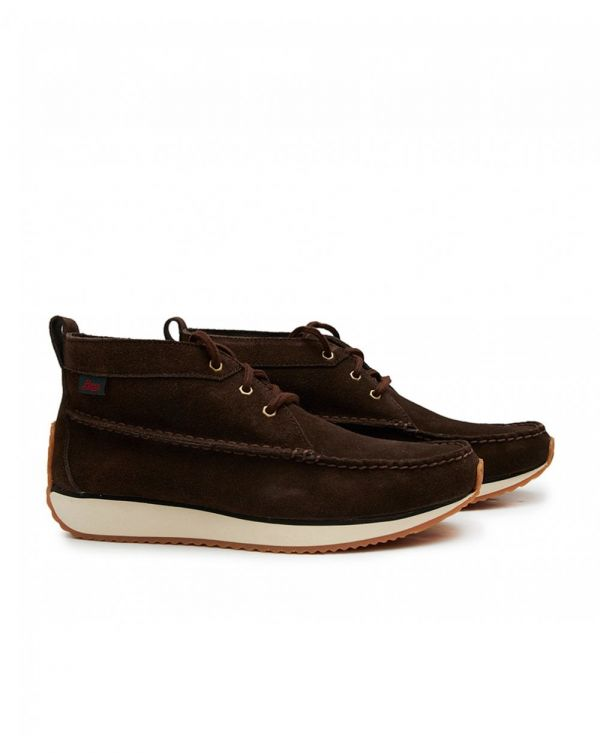 Scout Runner Suede Shoes