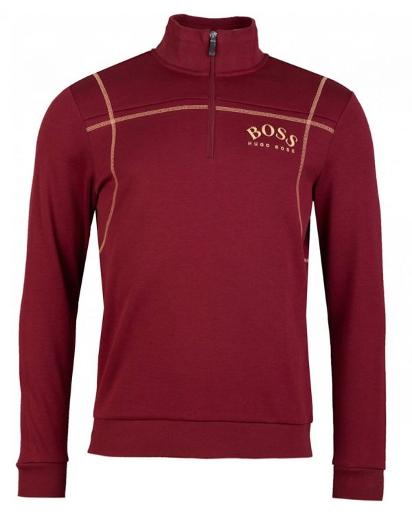 Quarter Zip Sweatshirt