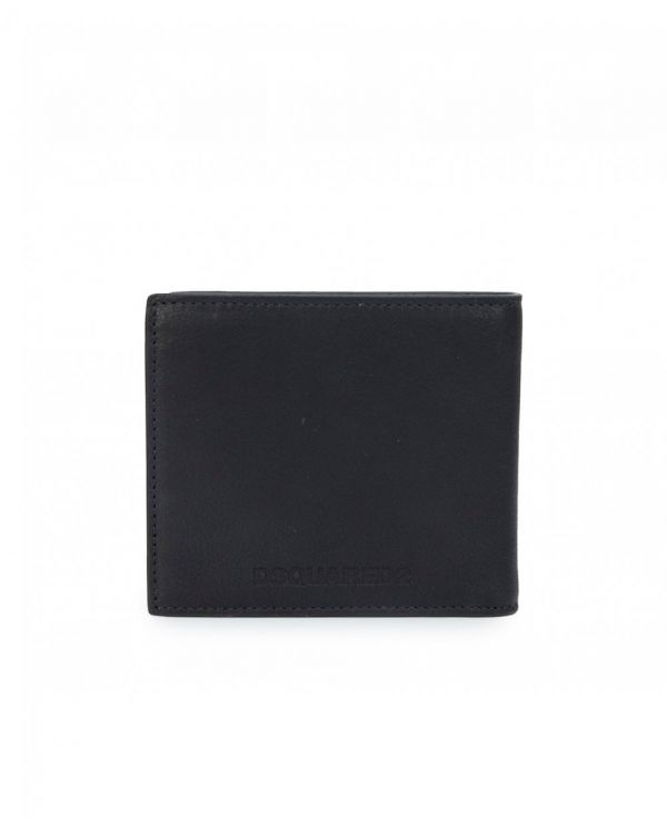 New Icon Leather Wallet