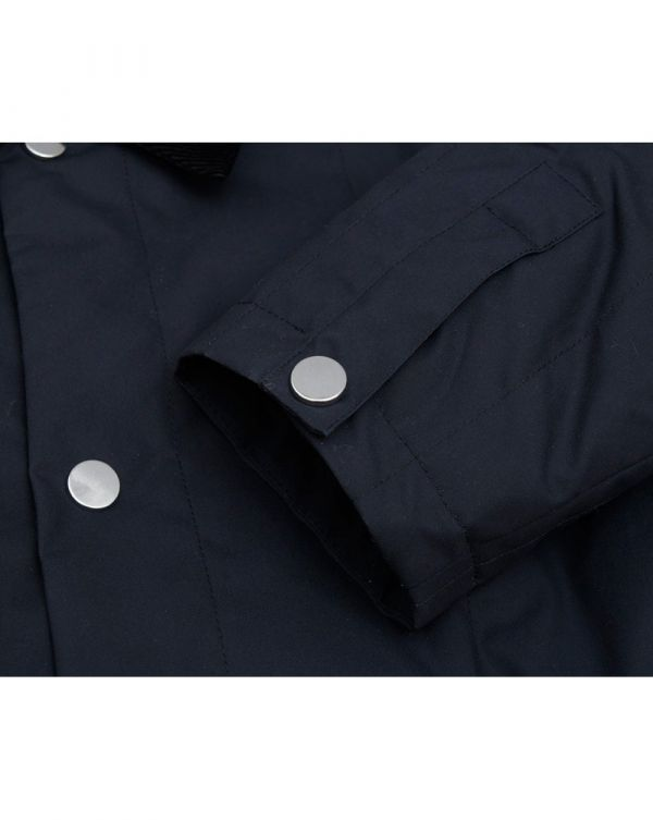 Cord Collar Waxed Jacket