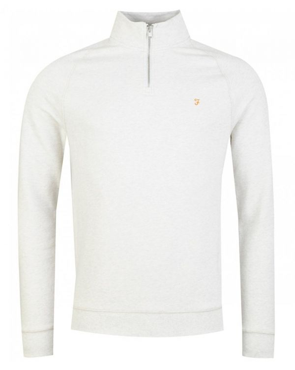 Jim Quarter Zip Sweat