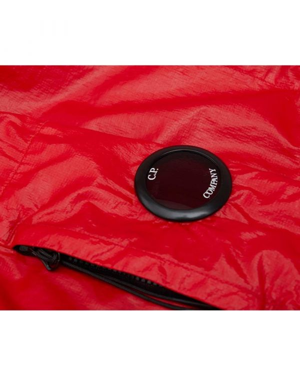 Arm Lens Crystal Ripstop Nylon Jacket