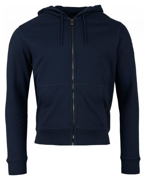 Wentworth Zip Through Hoody