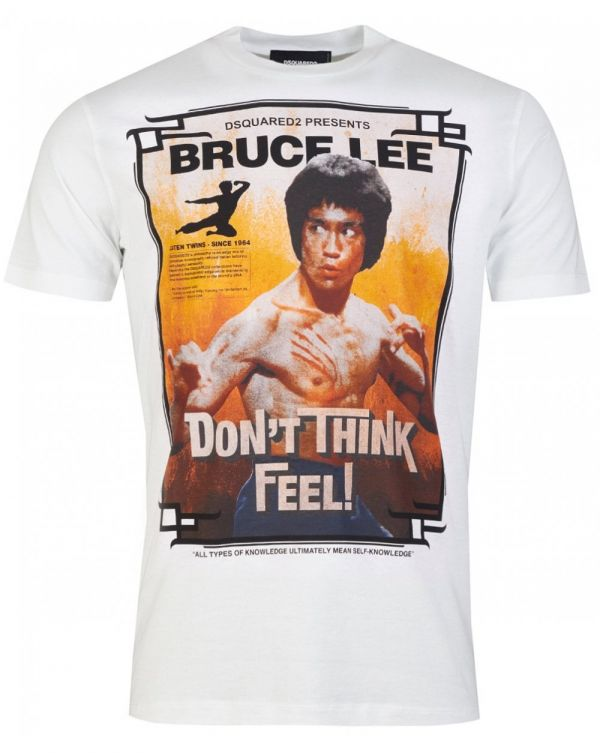 Bruce Lee Dyed T-shirt