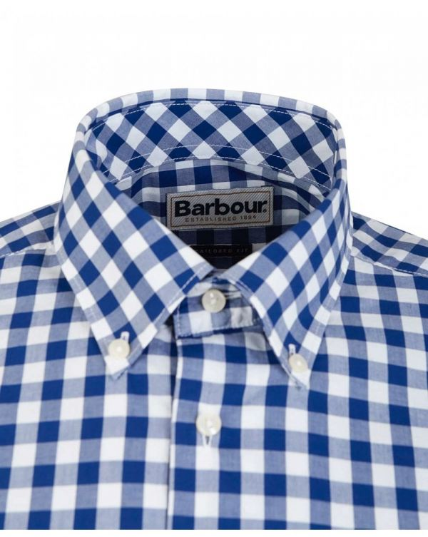 Gingham 18 Tailored Fit Shirt