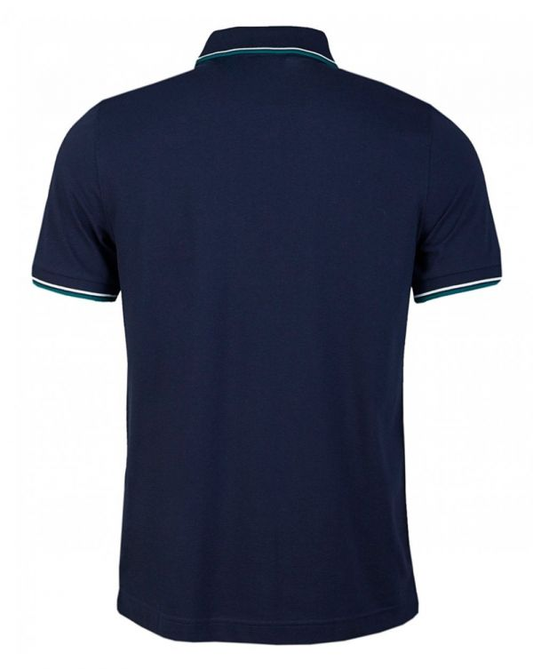 Tipped Short Sleeved Polo