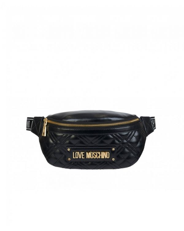 Quilted Logo Bumbag