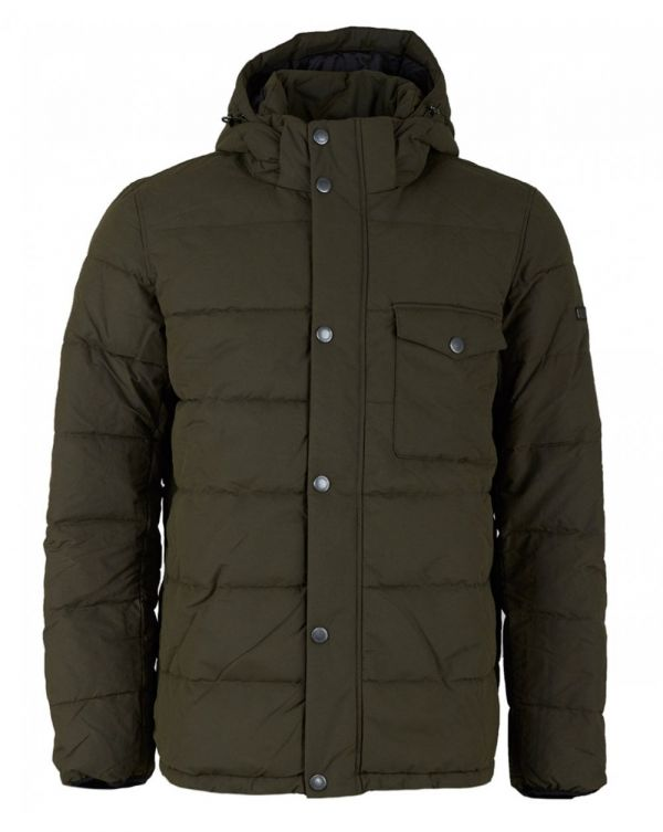 Pivot Heavy Quilted Jacket
