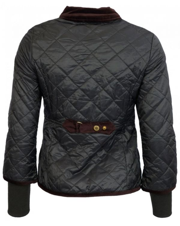 Icon Liddlesdale Short Quilted Jacket