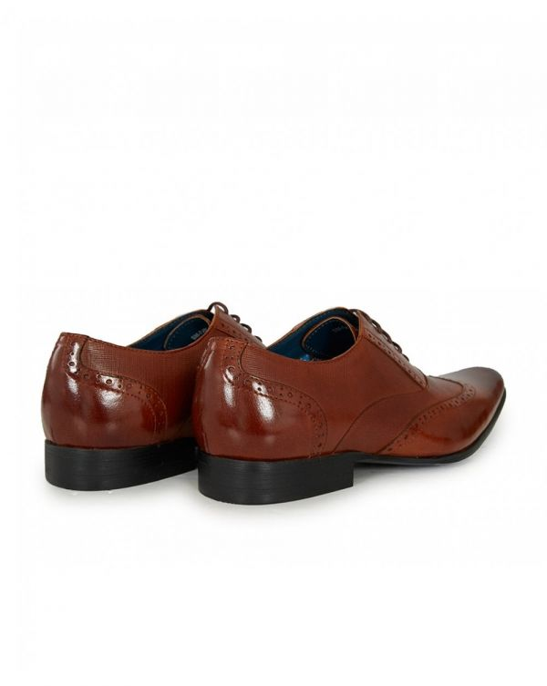 Faye Wing Leather Shoes