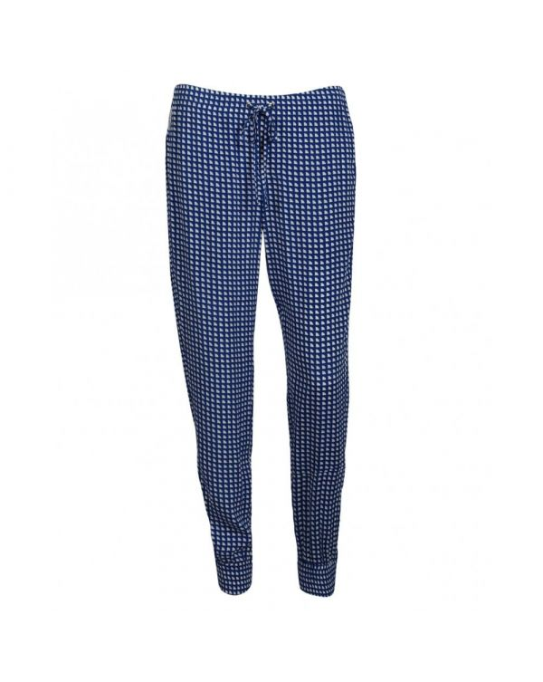 Optical Print Pyjama Pants